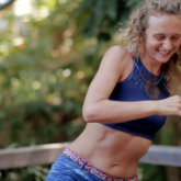 Bex Tyrer embodied yoga